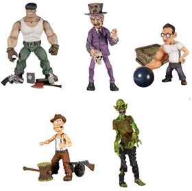 The Goon Series 1 Set of 4