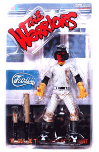 The Warriors: Baseball Fury Red Face Variant