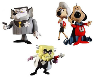 Underdog Series 1 Set of 4