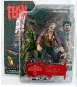 Cinema of Fear - Chop Top - DAMAGE PACKAGE