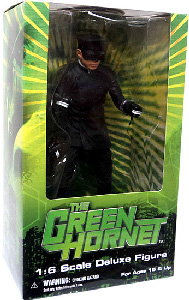 The Green Hornet 1:6 Scale 12-Inch Kato Deluxe Figure