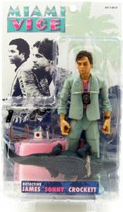 Detective James -Sonny- Crocket