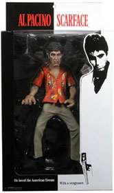 10-Inch Scarface - The Runner Hawaiian Shirt