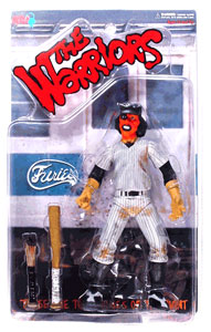 The Warriors: Baseball Fury Orange Face Variant