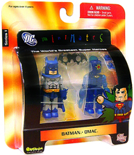 DC Minimates - Batman and Omac