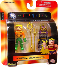 DC Minimates - Aquaman and Ocean Master