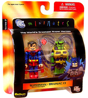 DC Minimates - Superman and Brainiac 13