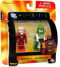 DC Minimates - Deadman and The Spectre
