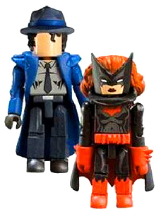 DC Minimates - The Question and Batwoman