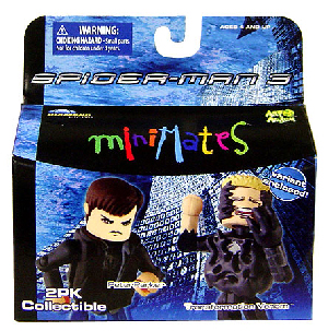 Marvel Minimates - Peter Parker and Transformation Venom Variant