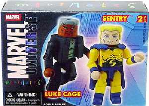 Marvel Minimates - Luke Cage and Sentry