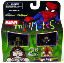 Marvel Minimates - Gamora and Nova