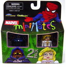 Marvel Minimates - Cloak and Dagger
