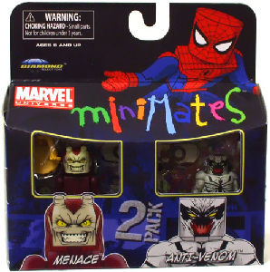 Marvel Minimates - Menace and Anti-Venom