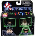 Ghostbusters Minimates - 2-Pack - Ghostbusters 2 Ray Stantz and Glow-In-The-Dark Slimer