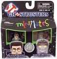 Ghostbusters Minimates - 2-Pack - Courtroom Egon Spengler and Scolari Brother Tony