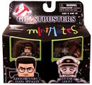 Ghostbusters Minimates - 2-Pack - Ghostbusters 2 Egon Spengler and Titanic Ghost