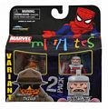 Marvel Minimates - Trenchcoat Thing and Doombot Variant