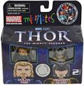 Thor Minimates - 2-Pack Civilian Thor and Asgardian Guard