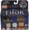 Thor Minimates - Lady Sif and Volstagg