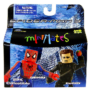 Marvel Minimates - Spider-Man and New Goblin