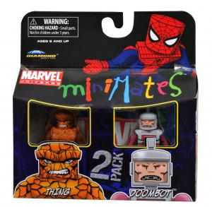 Marvel Minimates - Thing and Doombot