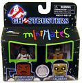 Ghostbusters Minimates - 2-Pack - Winston Zeddmore and Zombie Taxi Driver