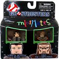 Ghostbusters Minimates - 2-Pack - World of The Psychic Peter and Vigo The Carpathian