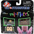 Ghostbusters Minimates - 2-Pack - Ghostbuster 2 Slime Blower Ray and Theatre Ghost