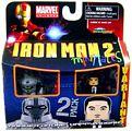 Marvel Minimates - Hammer Drone and Happy Hogan Variant