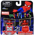 Marvel Minimates - Silver Centurion Iron Man and Crimson Dynamo