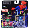 Marvel Minimates - Mandarin and Dreadnought VARIANT