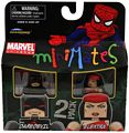 Marvel Minimates - Evil Daredevil and Elektra