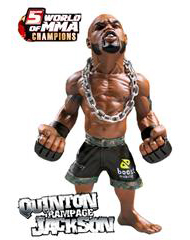 World of MMA - Quinton -Rampage- Jackson