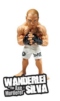 World of MMA - Wanderlei -The Axe Murderer- Silva
