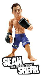 World of MMA - Sean -The Muscle Shark- Sherk