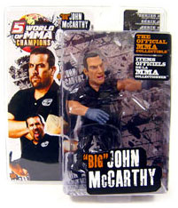 World of MMA - Big John McCarthy