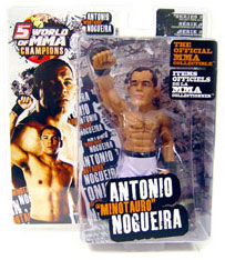 World of MMA - Antonio Rodrigo -Minotauro- Nogueira