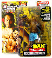 World of MMA - Dan -Hendo- Henderson