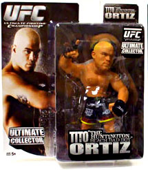 UFC Collectors Series - Tito - Huntington Beach Bad Boy - Ortiz