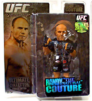 UFC Collectors Series - Randy -The Natural- Couture - LIMITED EDITION VARIANT