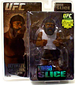 UFC Collectors Series - Kimbo Slice LIMITED EDITION VARIANT