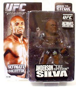 UFC Collectors Series - Anderson - Spider - Silva
