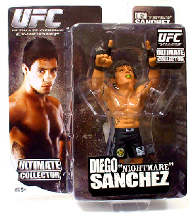 UFC Collectors Series - Diego - Nightmare- Sanchez
