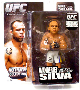 UFC Collectors Series - Wanderlei -The Axe Murderer- Silva