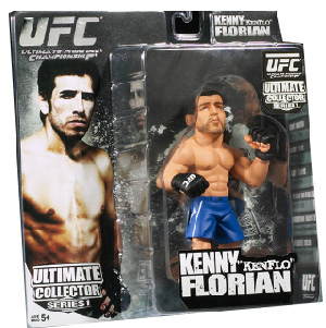 UFC Collectors Series - Kenny - KenFlo- Florian