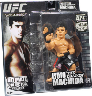 UFC Collectors Series - Lyoto -The Dragon- Machida