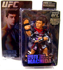 UFC Collectors Series - LIMITED EDITION Lyoto -The Dragon- Machida