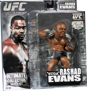 UFC Collectors Series -Suga- Rashad Evans