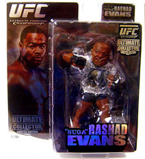UFC Collectors Series - LIMITED EDITION Suga- Rashad Evans